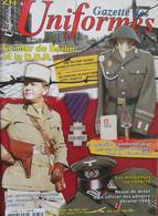 Magazine La Gazette Des Uniformes - N° 234 (Mai 2005) - Mur De Berlin Et DDR - French