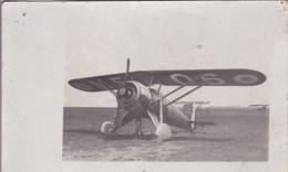 Thèmes Aviation Avions Carte Photo  Avion A Identifier Beau Plan - 1939-1945: II Guerra