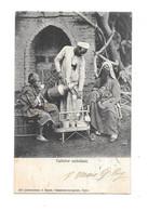 11953 - LE CAIRE : Cafetier Ambulant, - El Cairo