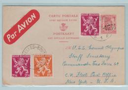 "Pool  Expeditie Zuidpool, Belgische "" Operation Highjump"" Artartic Expedition 1946-1947 ,Commander Tas Force 68,USA - Mundo"
