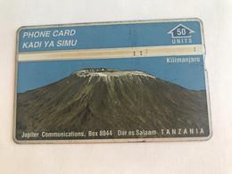 7:003 - Tanzania L$Gr 607A 50U - Tanzania