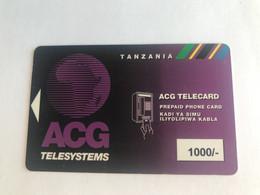 7:038 - Tanzania Magnetic ACG 1000 - Tanzania