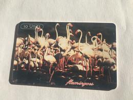 7:238 - Tanzania Chip Flamingos - Tanzania