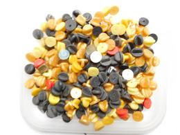 Lot De 250 Attaches Plastiques Pour Pin's , En Bon état , Pour Pointes Longues - Lotes