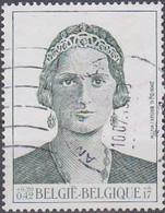 Belgien 2000. Prinzessin Astrid Von Belgien, Mi 2932 Gebraucht - Usados