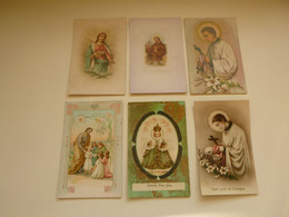 Beau Lot De 60 Cartes Postales  Sainte  Saint     Mooi Lot Van 60 Postkaarten  Heiligen  Sint  - 60 Scans - 5 - 99 Karten