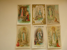 Beau Lot De 20 Cartes D' Oostacker - Lourdes  Sainte - Marie  Mooi Lot Van 20 Postkaarten  Oostakker  Maria Madonna - 5 - 99 Postales