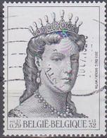 Belgien 2000. Prinzessin Henriette Von Belgien, Mi 3020 Gebraucht - Usados