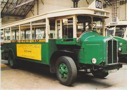 Autobus TN6C RATP De Paris, Au Musée AMTUIR  - - Autobus & Pullman