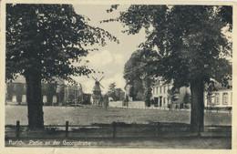 Aurich - Partie An Der Georgstraße - Mühle [Z31-3.839 - Non Classificati