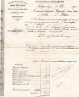 "Document-      ""   Transit Pour Tous Pays ""- Philippeville - - Trasporti"