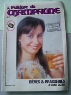 """FOLKLORE DE CHAMPAGNE. BIERES ET BRASSERIES A SAINT-DIZIER. 100_1787TRC""""a""""/100_1788TRC""""a"""" - Champagne - Ardenne"""
