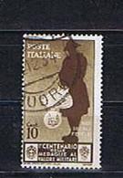 Italien, Italia 1934: Michel-Nr. 494 Gestempelt / Used - Usados