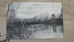 CHUSCLAN : Le Pont Sur La Ceze ................ 201101-1475 - Otros Municipios