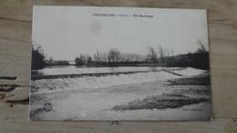 CHUSCLAN : Le Barrage ................ 201101-1477 - Otros Municipios