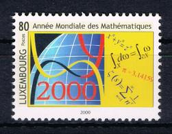 LUXE 083 ++ LUXEMBOURG LUXEMBURG 2000 MNH ** NEUF - Nuovi