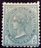 Nouvelle Galles Du Sud New South Wales Australie Australia 1891 Victoria Yvert 72 * MH - Mint Stamps
