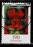 Bund 2018,Michel# 3474 O Blumen:Löwenmäulchen - Gebruikt