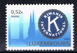 LUXE 088 ++ LUXEMBOURG LUXEMBURG 2001 MNH ** - Nuovi