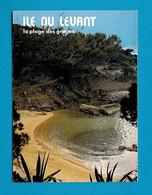 Ile Du Levant - La Plage Des Grottes - Non Classificati