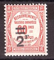 Timbre-Taxe N° 54 - Neuf ** - 1859-1955 Postfris
