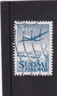 FINLANDE AERIENNE N°9 Used - Used Stamps