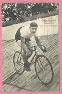 68 - COLMAR - Vélodrome - Radrennbahn - Sportplatz - Coureur Cycliste - Vélo - Eugen ROHMER - Meisterfahrer Von Elsass - Colmar