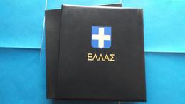 Lot N° TH 288  GRECE Bon Debut De Collection Dans 2 Album DAVO Neufs Xx - Sammlungen (im Alben)
