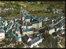 Meymac (19 Corrèze) Vue Aérienne D'ensemble, L'ancienne Abbaye Et L'église - Otros Municipios