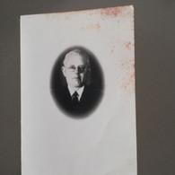Bidprentje Switters Prosper °Heffen 1888 Overleden Schaarbeek 1980 Oud- Burgemeester Herent- Wijgmaal - Sammlungen
