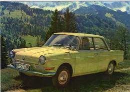 BMW 700 Limuzin 1959  -  CPM - Passenger Cars