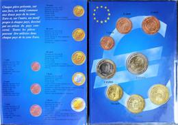 AUX2010.2 - SERIE AUTRICHE - 2010 - 1 Cent à 2 Euros - Austria