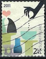 Finland 2011. Mi.Nr. 2095, Used O - Usati