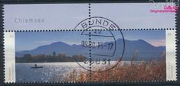 BRD 3162-3163 Paar (kompl.Ausg.) Gestempelt 2015 Schönste Panoramen: Chiemsee (9533846 - Gebraucht