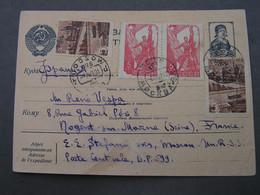 Russland GS 1959 - Briefe U. Dokumente