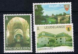 LUXE 107 ++ LUXEMBOURG LUXEMBURG 2008 MNH ** - Neufs