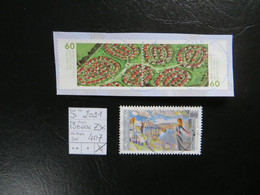 """2021  """" Lübeck  ZDr. """"  Feine Zähnung, Gestempelt   LOT 407 - Used Stamps"""