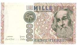 Italia - 1.000 Lire 1989 Marco Polo Serie Sostitutiva XE - 1000 Lire