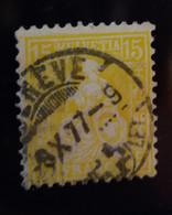 Suisse Y/T N°44 Oblitéré - Unclassified