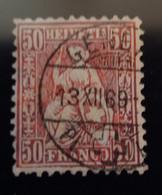 Suisse Y/T N°48 Oblitéré - Unclassified