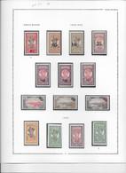Martinique - Collection Vendue Page Par Page - Neuf **/* Sans/avec Charnière - TB - Nuovi