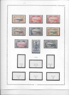 Martinique - Collection Vendue Page Par Page - Neuf ** Sans Charnière - TB - Nuovi