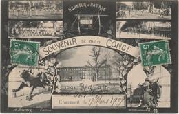Haute Marne. Chaumont.  Souvenir De Mon Congé. - Chaumont