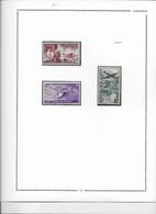 Martinique Poste Aérienne - Collection Vendue Page Par Page - Neuf ** Sans Charnière - TB - Airmail