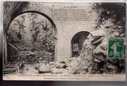 REF 542 : CPA 52 SOULAUCOURT Sur Mouzon La Mothe - Andere Gemeenten