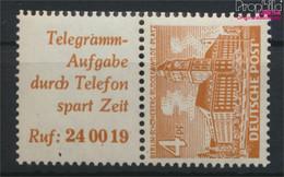 Berlin (West) S8 Postfrisch 1952 Berliner Bauten (9532273 - Neufs