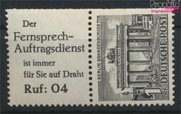 Berlin (West) S9 Postfrisch 1952 Berliner Bauten (9532276 - Neufs