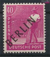 Berlin (West) 12 Postfrisch 1948 Schwarzaufdruck (9532230 - Neufs