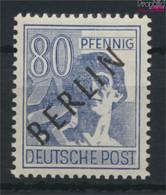 Berlin (West) 15 Postfrisch 1948 Schwarzaufdruck (9532160 - Neufs