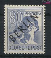 Berlin (West) 15 Postfrisch 1948 Schwarzaufdruck (9532161 - Neufs